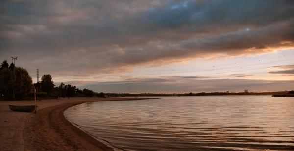 Hietaniemi Beach, Finland
