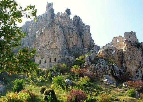 St. Hilarion Castle, Cyprus