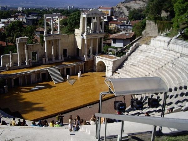 Trajan's Theater, Bulgaria