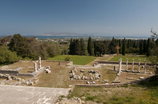 Asklepion, Greece