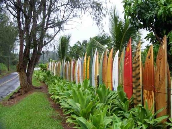 Make Fence Art