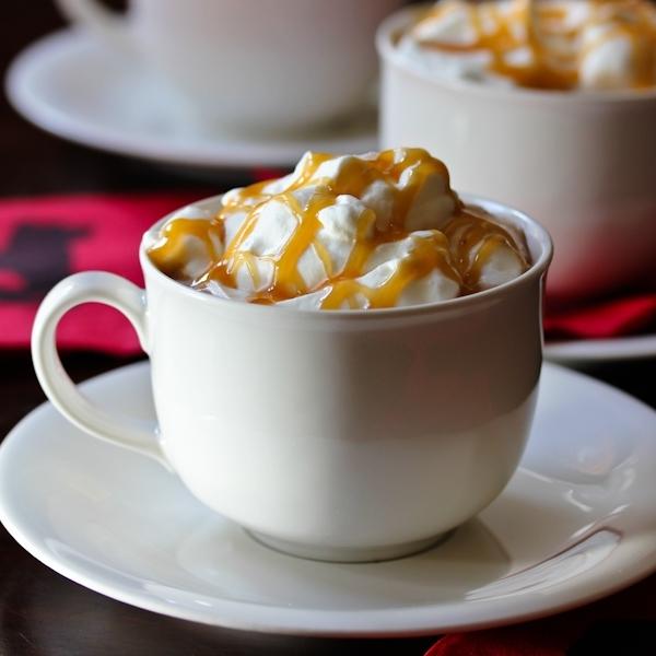 Brown Sugar Caramel Latte