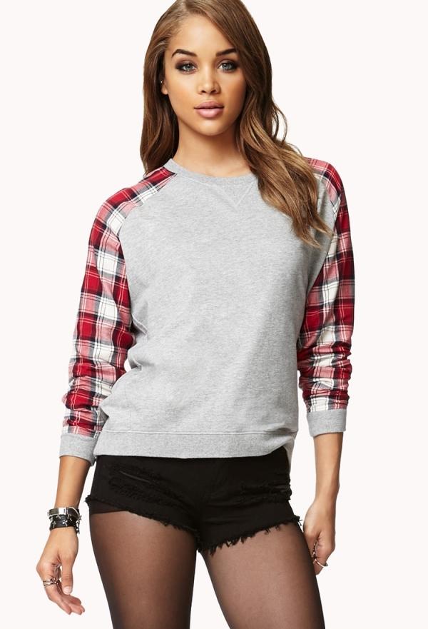 Tartan Pullover