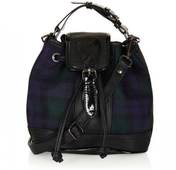 Tartan Duffel Bag