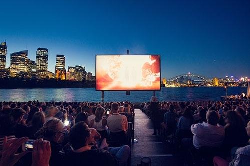 St George OpenAir Cinema, Australia