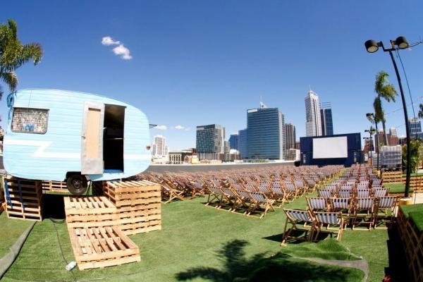 Rooftop Movies, Australia
