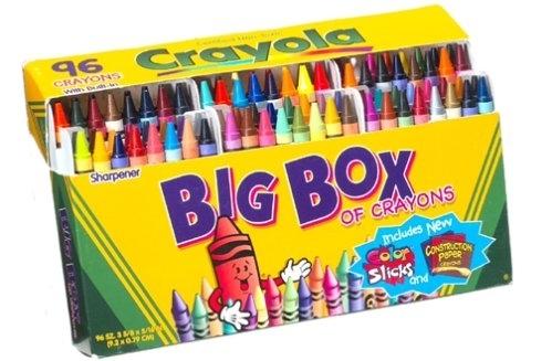 The Big Box of Crayola Crayons