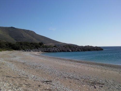 Palamutbükü Beach