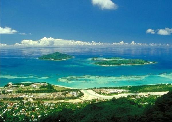 Aldabra Island, the Seychelles