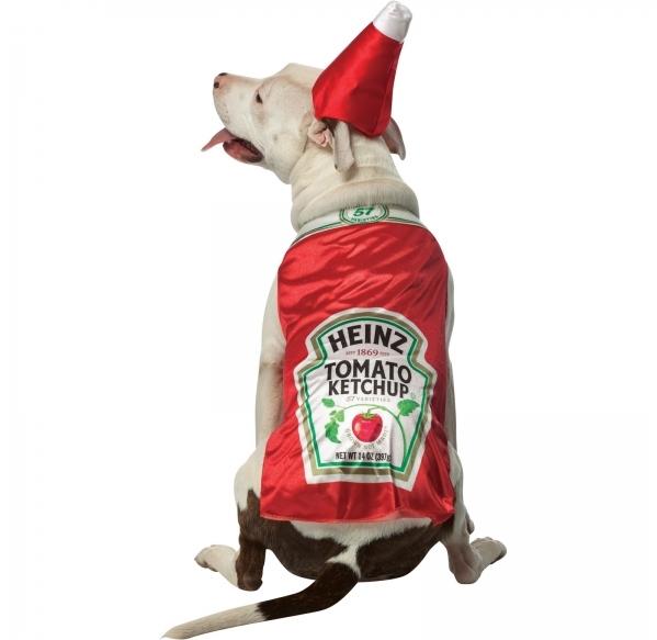 Heinz Ketchup Costume