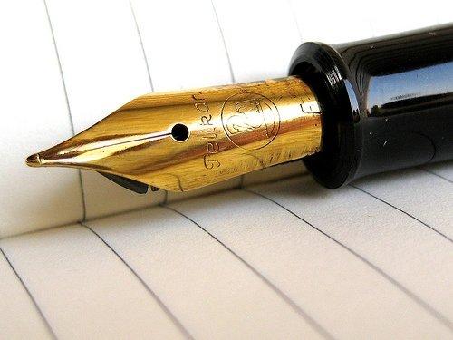 Ask to Borrow a Pen