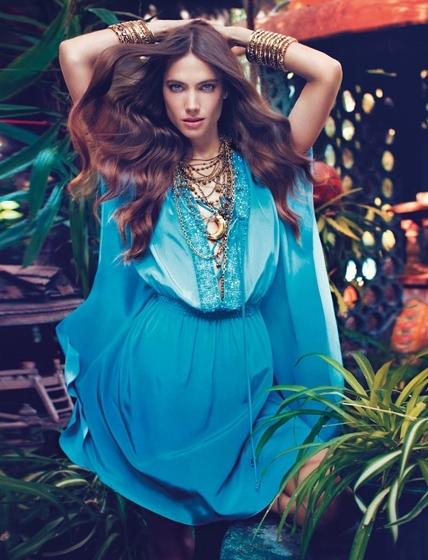 clothing, turquoise, photo shoot, beauty, model,