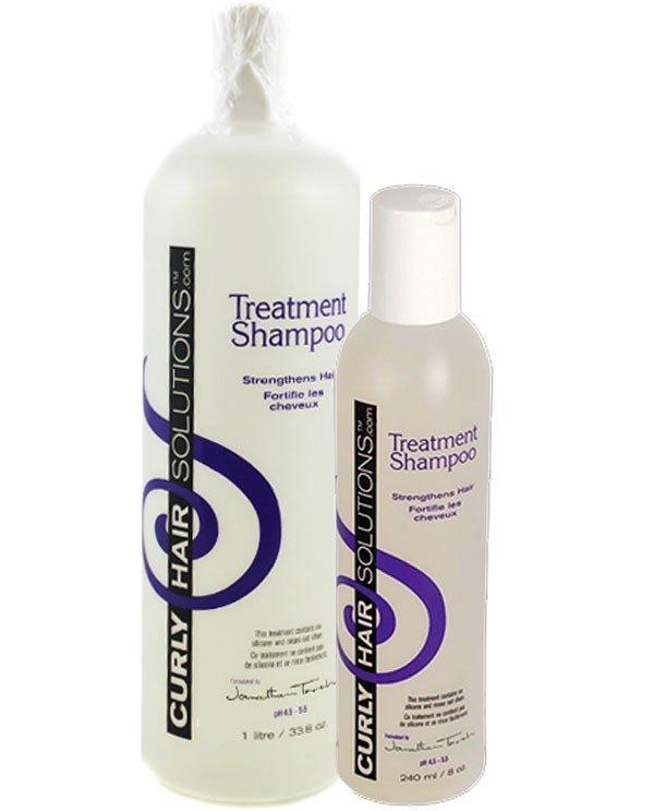 Curly Hair Solutions Silk Shampoo