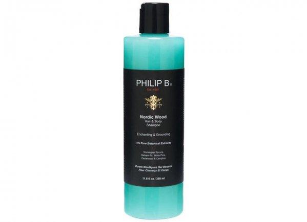 Philip B Nordic Wood Hair and Body Shampoo