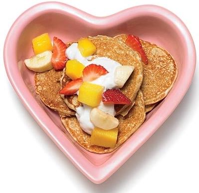 Sweet Pooch Pancakes
