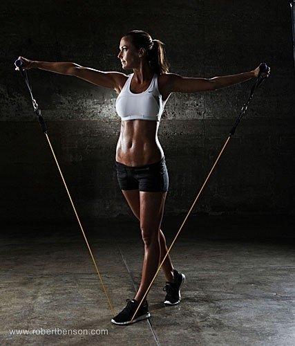 fetish model, art, model, modern dance, bow and arrow,