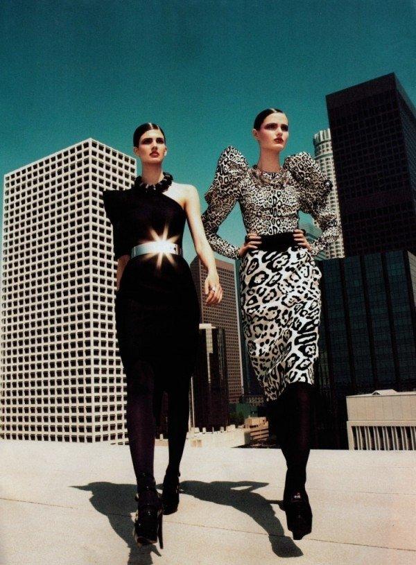 Downtown Los Angeles, art, pattern, 444, iit,