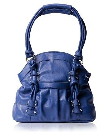 Epiphanie Lola Camera Bag in Cobalt