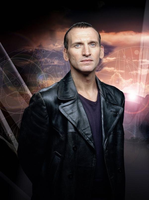Christopher Eccleston (Ninth Doctor)