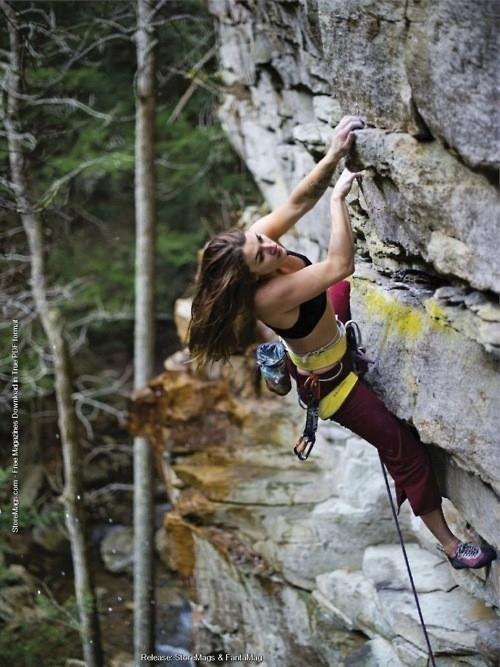 Rock Climbing, if You're Adventurous
