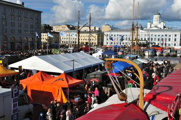 The Helsinki Baltic Herring Fair