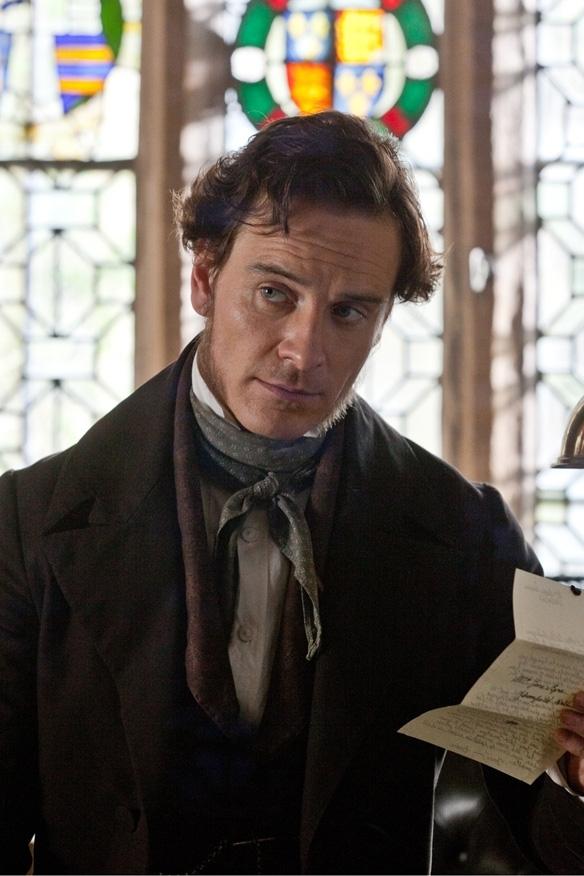 Michael Fassbender: Mr. Rochester, Jane Eyre