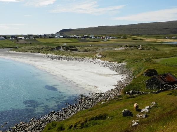 Sandur Beach, the Faroe Islands