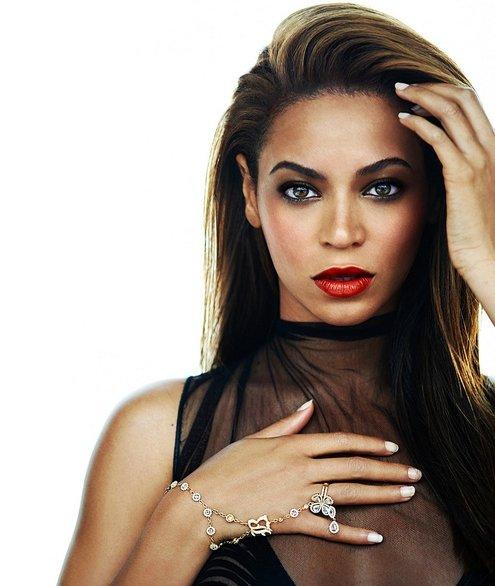 Beyonce ...