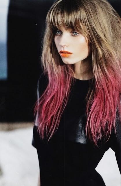 hair, hairstyle, bangs, blond, layered hair,