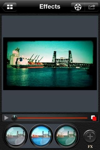 CinemaFX Video