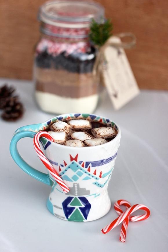 Semi Raw Hot Cacao Mug