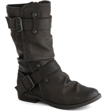 Speed Rumple Boots in Grey