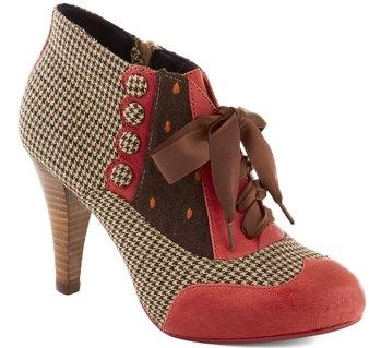 Mix and Match Heel