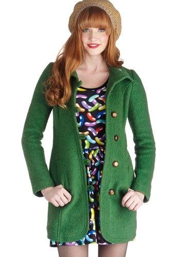 All Clover Again Coat