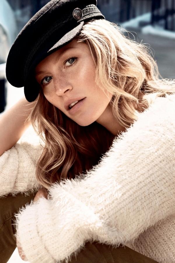 clothing, fur, model, knit cap, portrait photography,