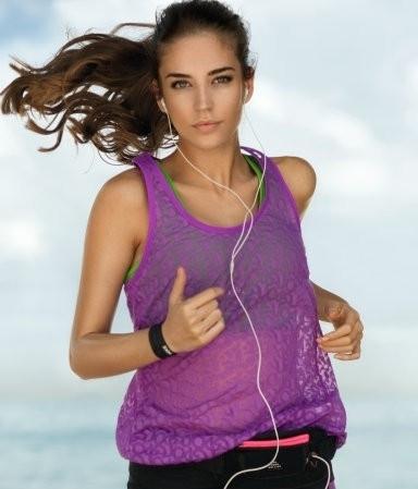 clothing, person, sports, supermodel, purple,
