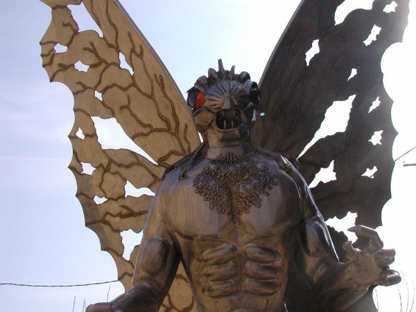 The Myth of the Mothman