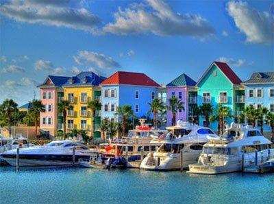 Bahamas ...