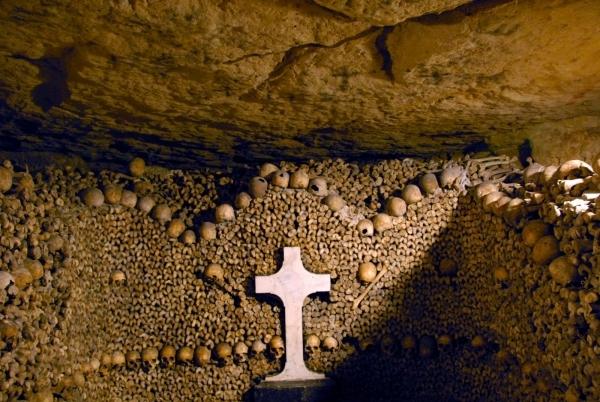 The Catacombs, Paris