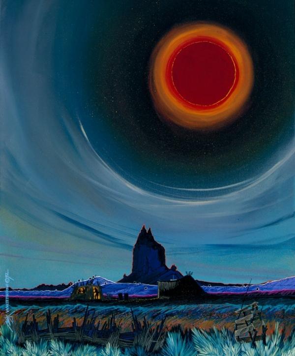 Eclipse of the Navajo Sun (1992)
