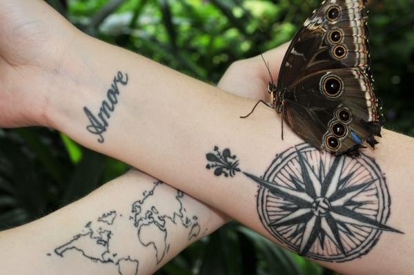 Travel Tattoo