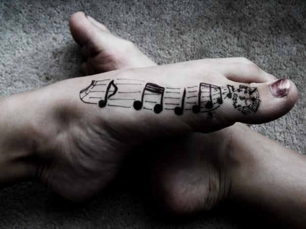 Musical Tattoo