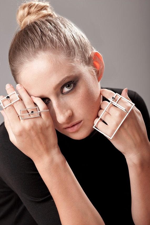 Two Finger Rings