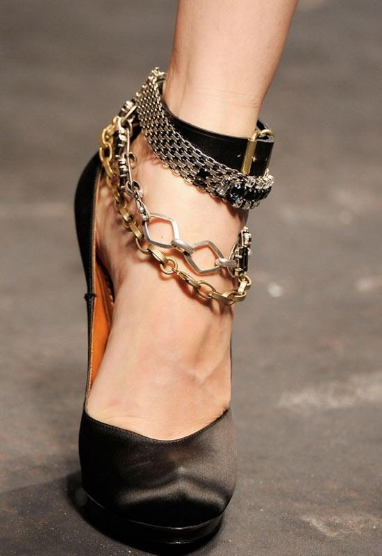 Fancy Ankle Bracelets