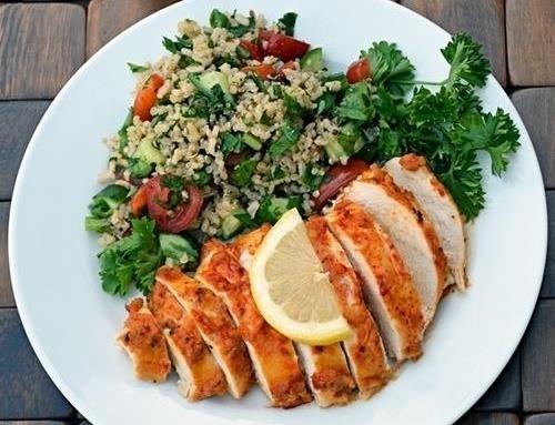 Eat Healthier Foods Everyday