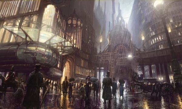 Post-Apocalyptic Future