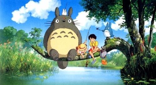 1 Totoro From My Neighbor
