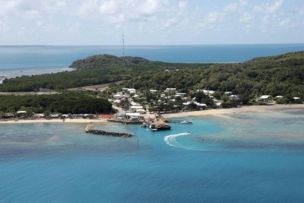 Yam Island, Australia