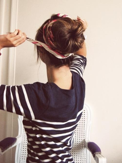 As a Simple Headband