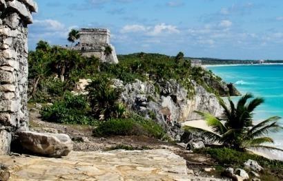 Visit Cancun's Mayan Riviera